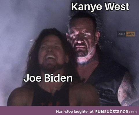 Look out, joe