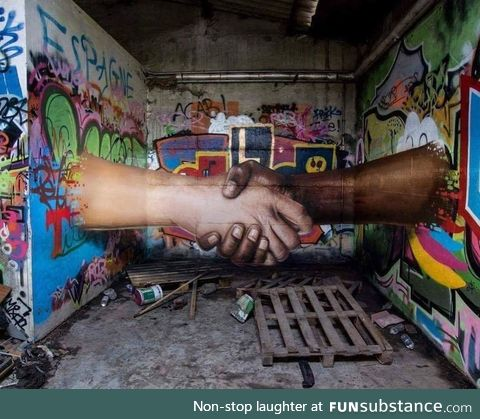 20 Amazing Images Showing The Art Of Hyperrealistic Graffiti (FUNblog)