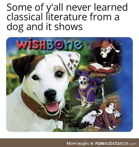 What's the Story, Wishbone