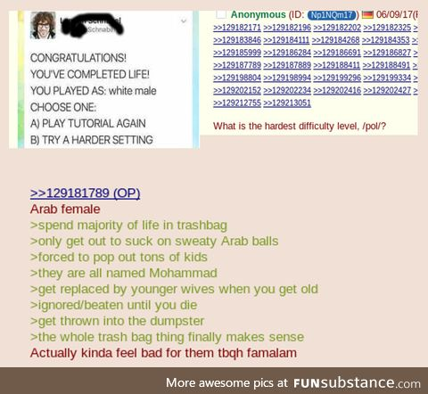 Anon delivers again