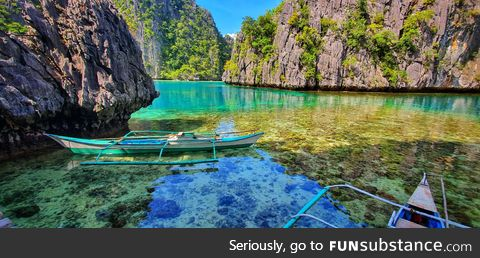 Somewhere in Palawan, Philippines