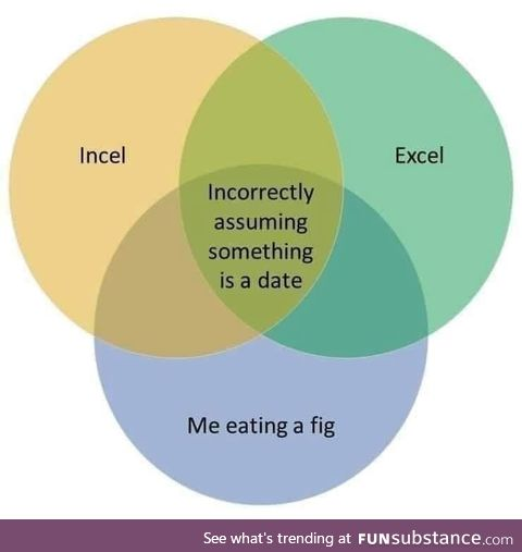 Excel: Invite e-girl to eat fig