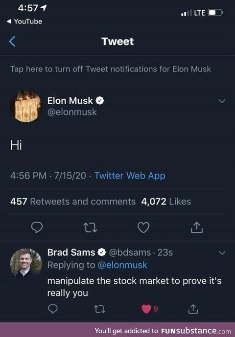 Stocks go woosh