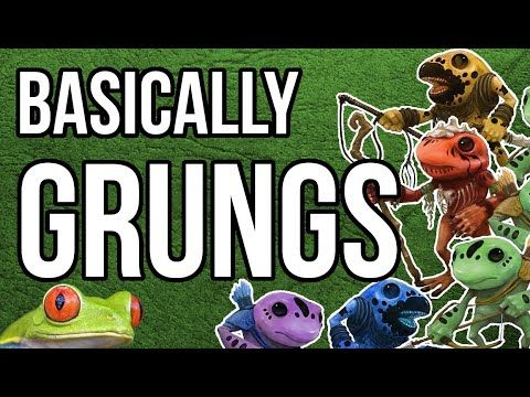 A deeper look at @happy_frogs grung post