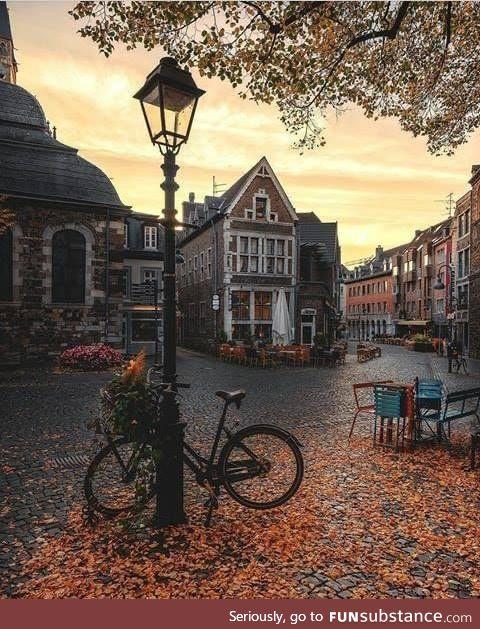 Germany aesthetics