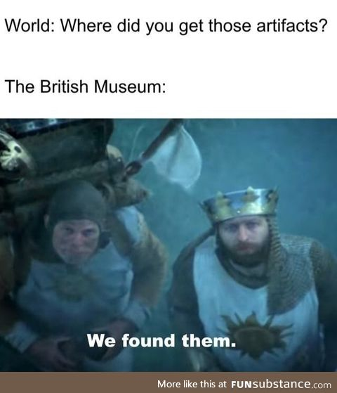 Where'd you get all those over sea colonies?