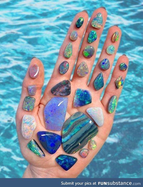 Beautiful stones!!