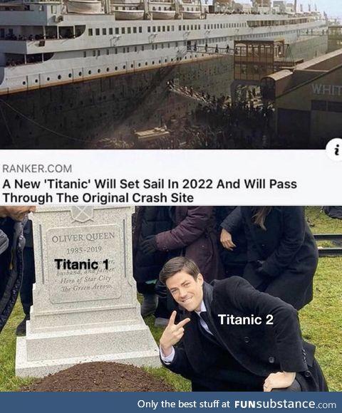 Iceberg: Double kill