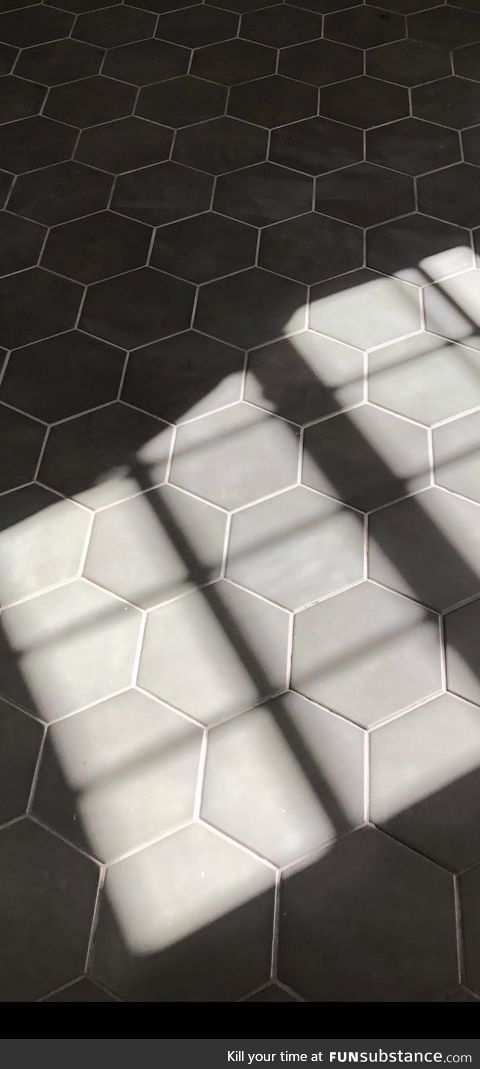 First time laying tile, just wanted to share