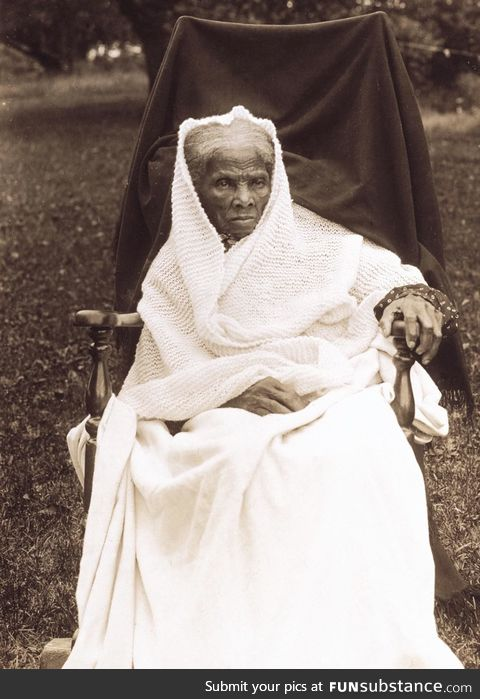 Harriet Tubman: A nurse, spy, and scout for the Union Army. Buried with military honors