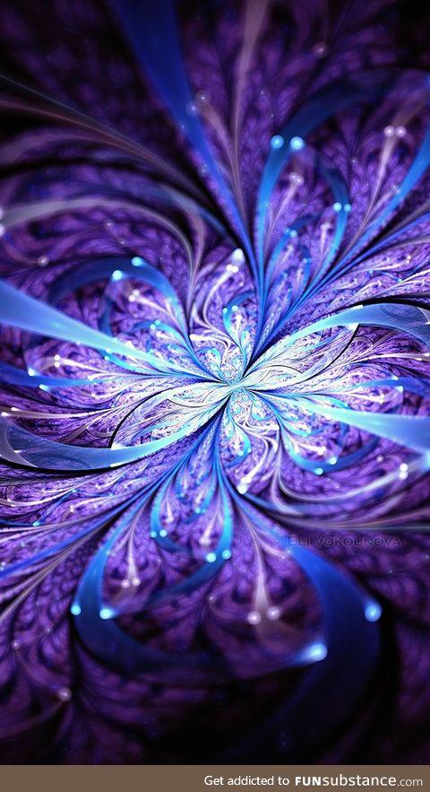 More trippy fractal art
