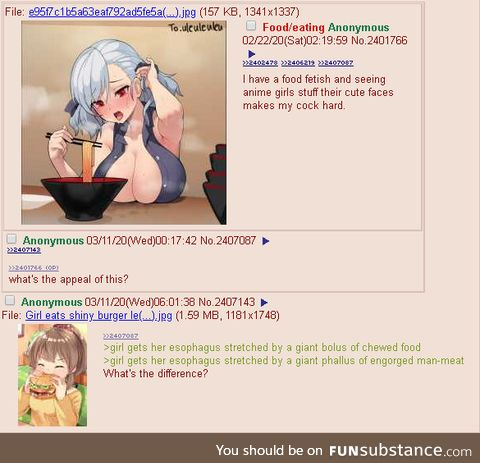 /d/eviant doesn't see the difference