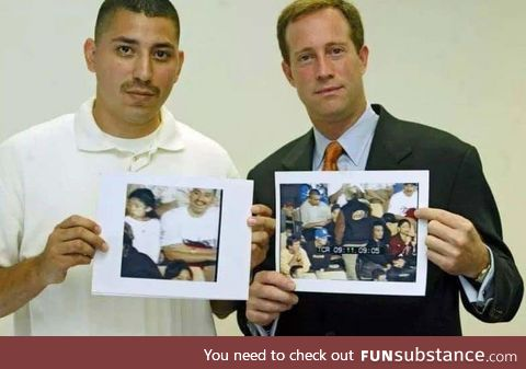 Juan Catalan was put on death row and spent nearly 6 months in jail for the murder of a