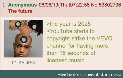 Anon predicts the Future