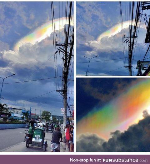 Nyan gato caused a meteorological phenomena