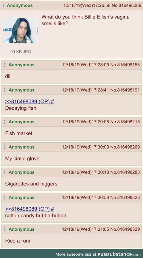 As always, /b/ is focused on the issues that matter