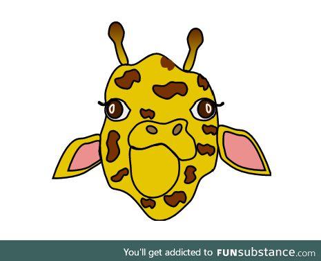 Summer Sketch #1: Giraffe