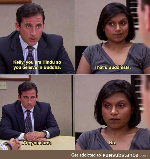 Kelly is all of us