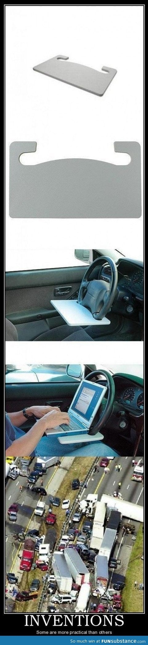 Cool invention! Wait...