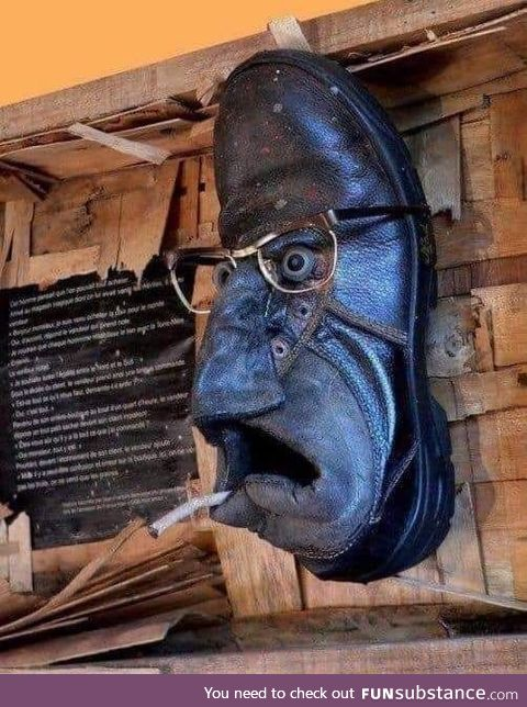 The Sorting Hat's meth-addicted cousin