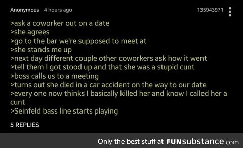 Anon asks out a coworker
