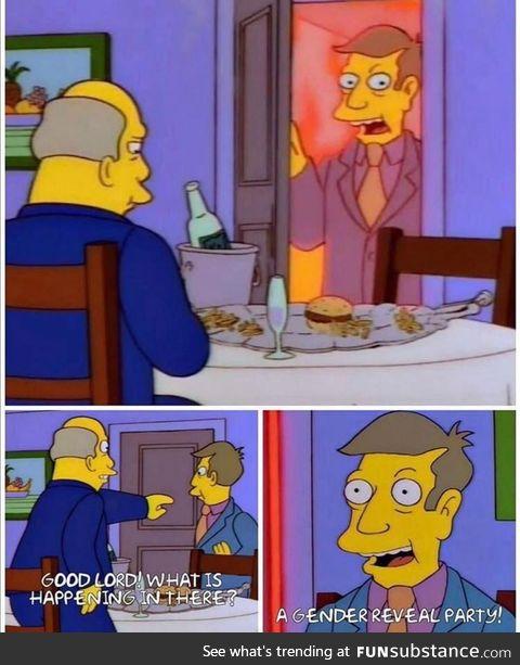 It's a ham!