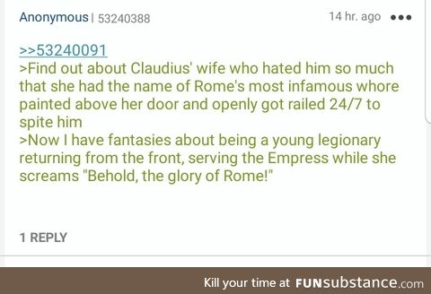 Anon learns history