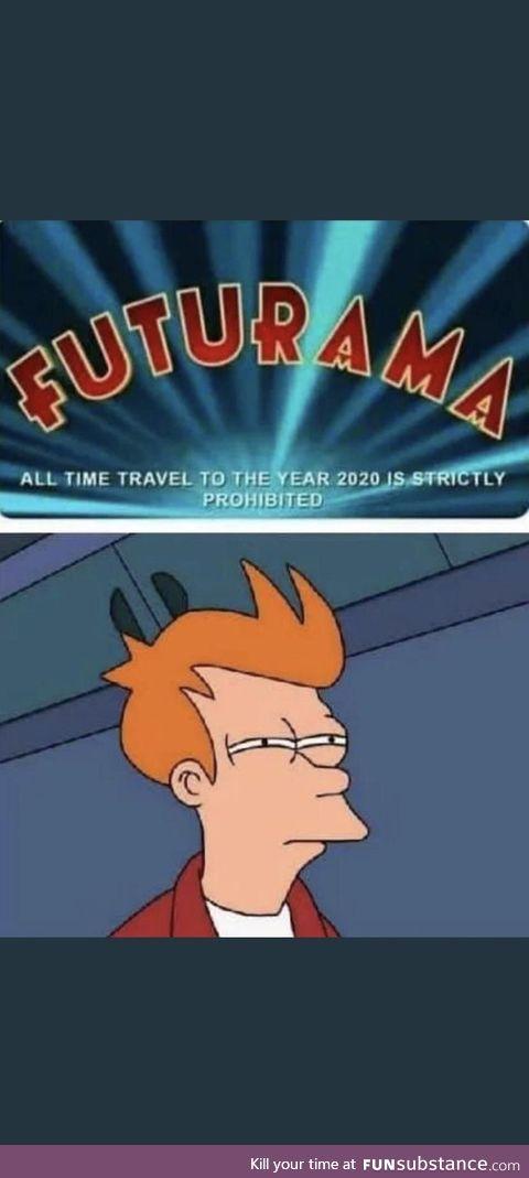 Matt Groening knew!!!!