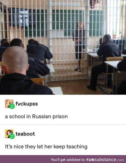 Let them teach