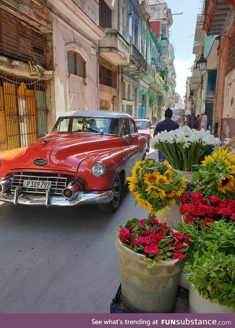 Havana, cuba. June 2019
