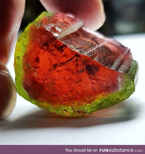 It's Watermelon Tourmaline, Marie. Gotdam