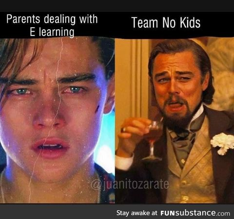 Still team parent