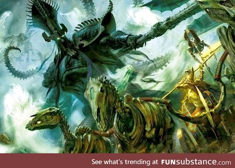 Warhammer Wednesday 6: Settra the Imperishable