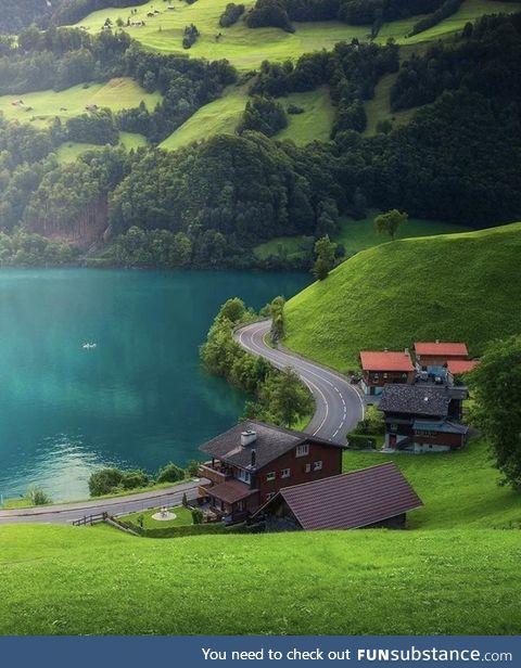Heavenly moments in Switzerland