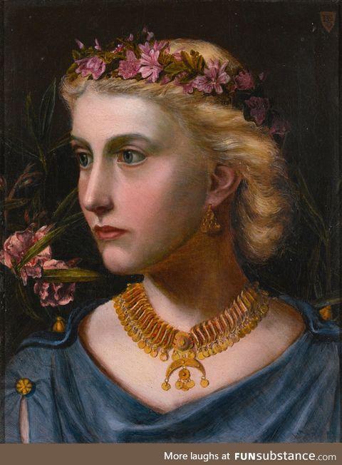 A Saxon Princess by Emma Sandys, England