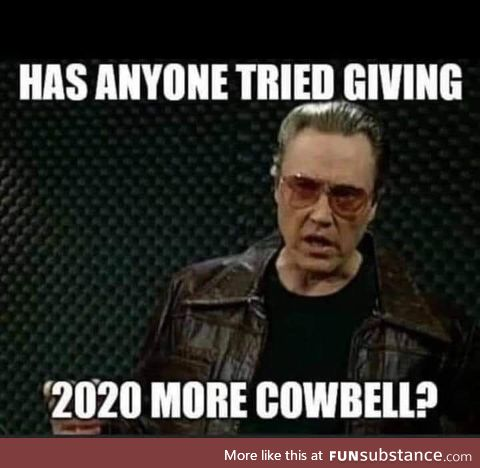 Walken be talkin fax