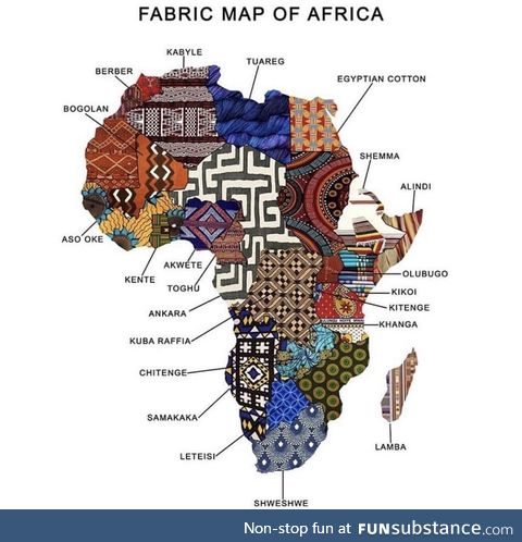 The Fabric of Africa