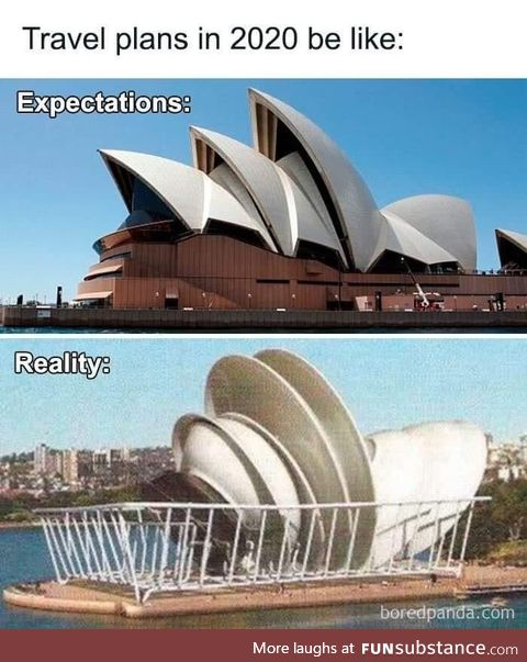 Tourism disappointment