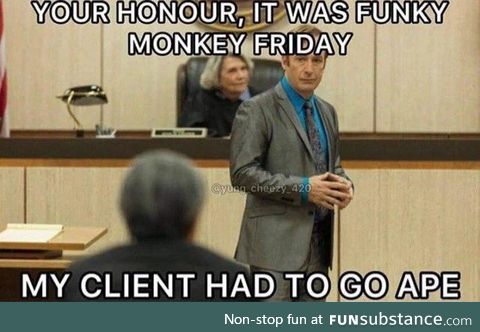 Objection, Apes are not monkes