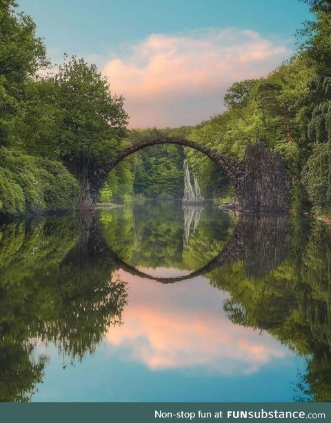 The most amazing reflection ever