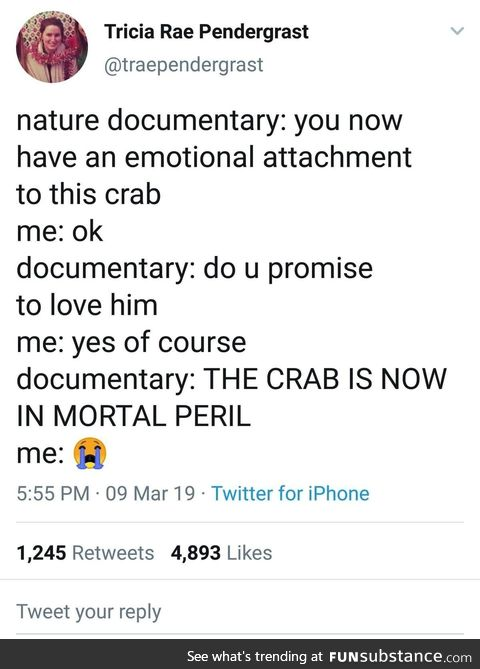 Nature documentaries