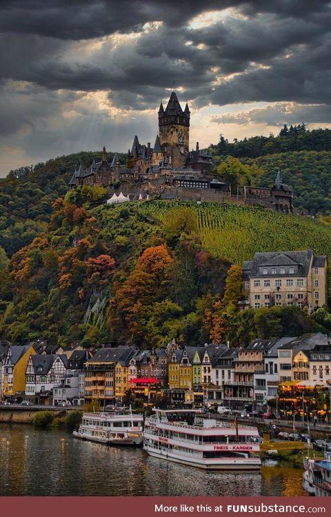 Autumn in Rheinland-Pfalz [OC]
