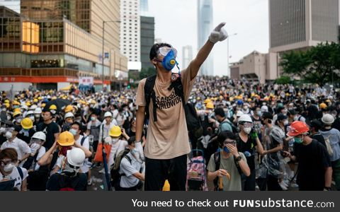 Hong Kong suspends extradition laws after mass protests