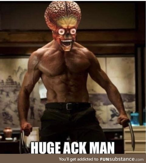 Misspelled Hugh Jackman on Google. Was not disappointed!!