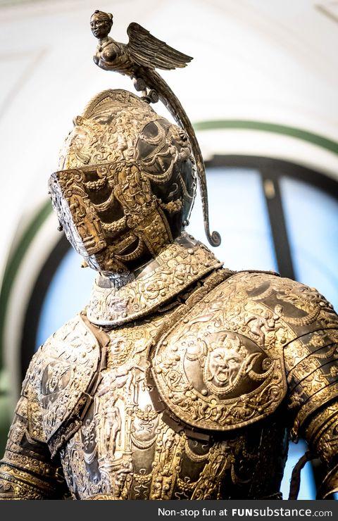 The Armor of Holy Roman Emperor Ferdinand II