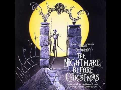 "Nightmare Before Christmas ""Opening"" - Patrick Stewart"