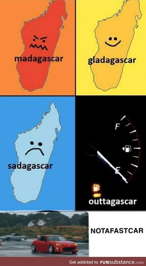 Outtagascar
