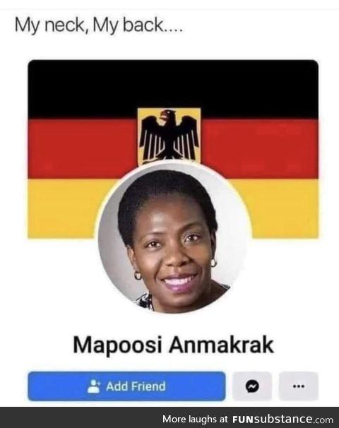 What an unfortunate name lmao