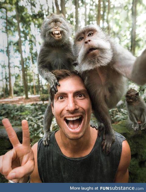 Pic by Sasha Juliard from Bali
