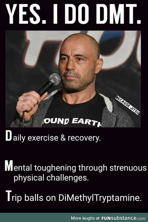 "Joe ""It's entirely possible"" Rogan"